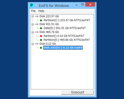 ExtFS for Windows Free