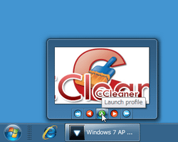 Windows 7 App Launcher